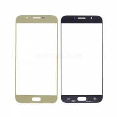 A+ Front Outer Glass For Galaxy A8 (2016)-High Quality/Gold
