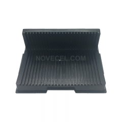 165*205*95mm L shape Anti Static Tray slot for PCB Circuit Board LCD Screen Holder Storing tools