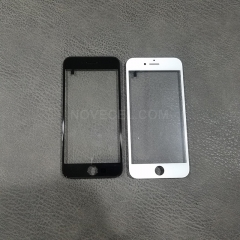 (Super High Quality)Front Screen Glass Lens with LCD Digitizer Frame for iPhone 6 6P 6S 6SP 7 7P 8 8P XR - Black/White