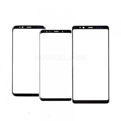 A+ Quality Front Screen Outer Glass Lens for Samsung Galaxy S8 S8+ S9 S9+ Note8 Note9